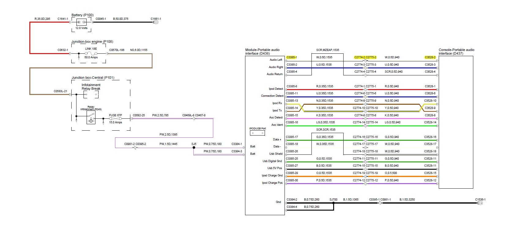 View Topic Discovery 4 Wiring Diagram 2012 On Range Rover Logic 7 Click Image To Enlarge