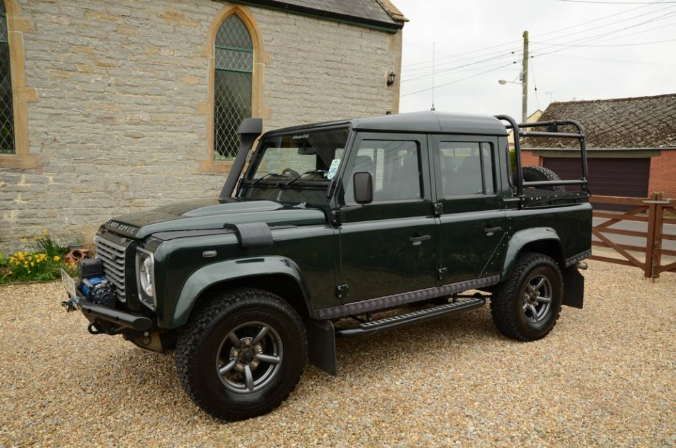 Defender2 Net View Topic For Sale 2009 110 Xs Double Cab Sold
