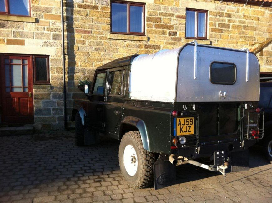 Defender2 Net View Topic Calling 110 Dc Owners Rear