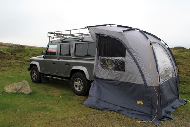 Defender2 Net View Topic Awning Shelter