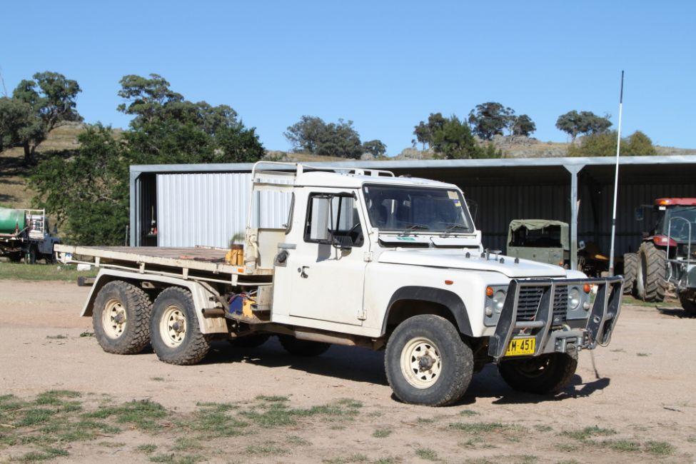 Gallery Land Rover Perentie 6 X 6 Isuzu Engine Blog Saya
