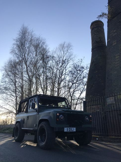 DEFENDER2.NET - View topic - Let's see your scenic shots ...