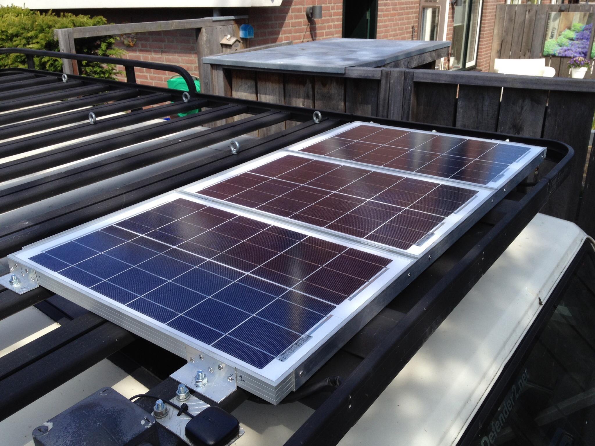 Limb Etc Vs Roof Mount Solar Panel And The Winner