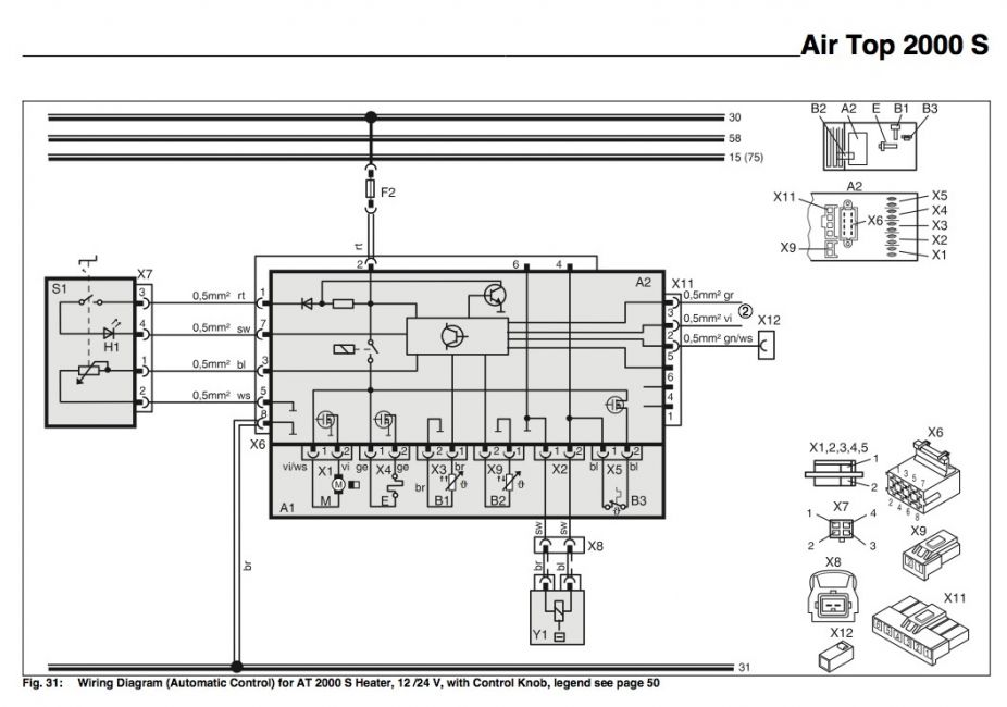webasto air top 2000 stc installation manual
