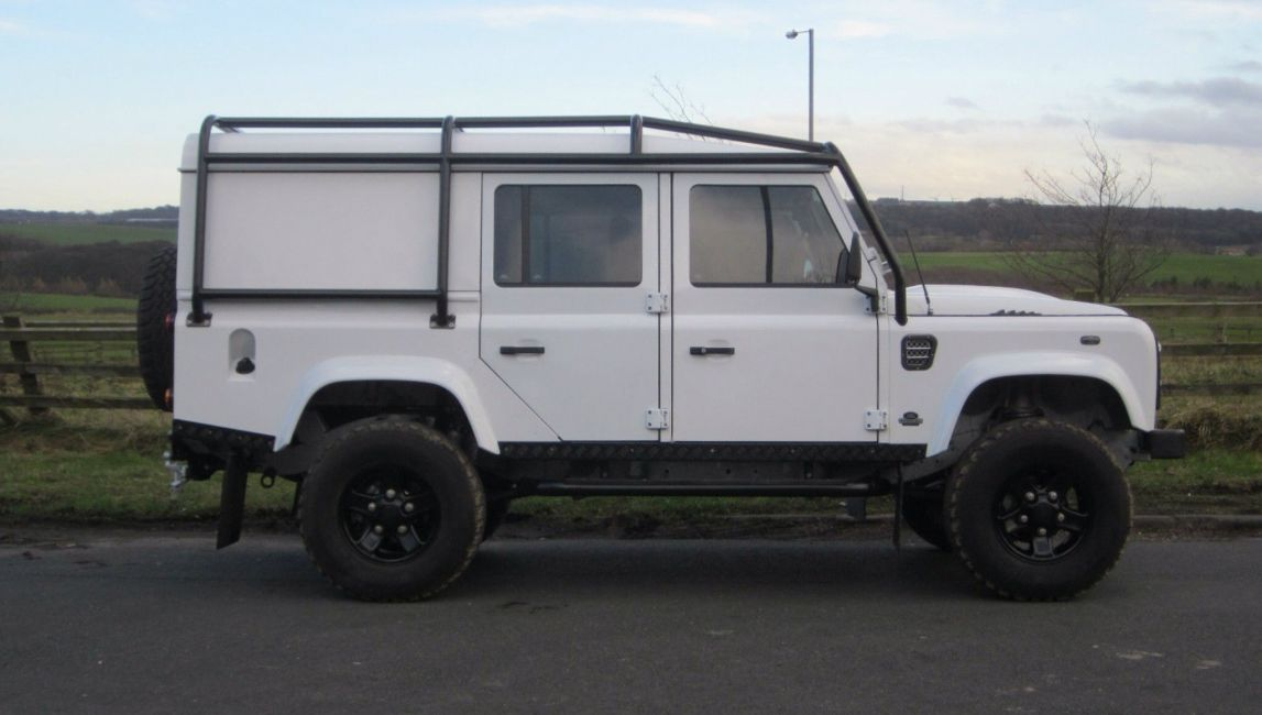 Defender2 Net View Topic For Sale Land Rover Td5 110