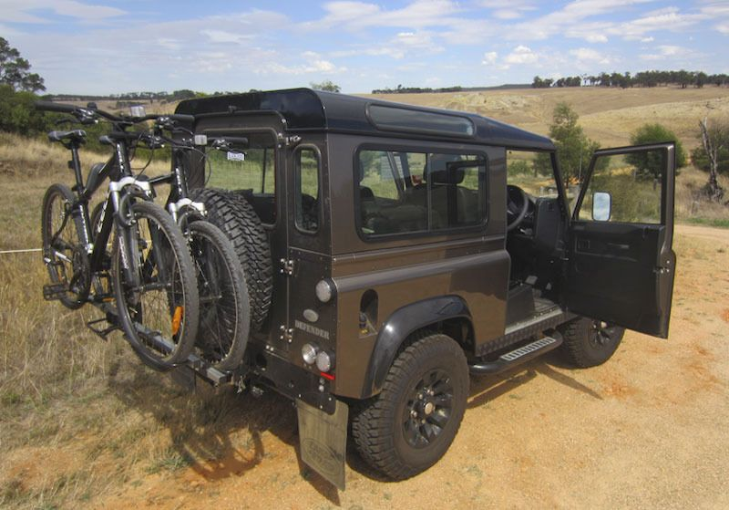 DEFENDER2.NET - View topic - Wanted Tow bar mounted bike ...