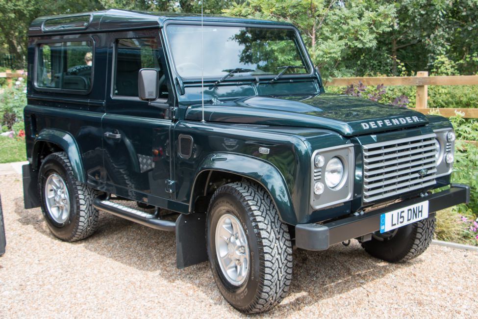 Defender2 Net View Topic New Aintree Green 90xs