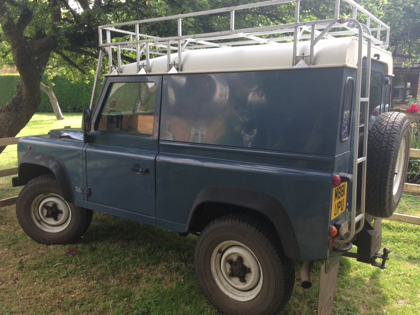Defender2 Net View Topic For Sale Defender 90 Roof