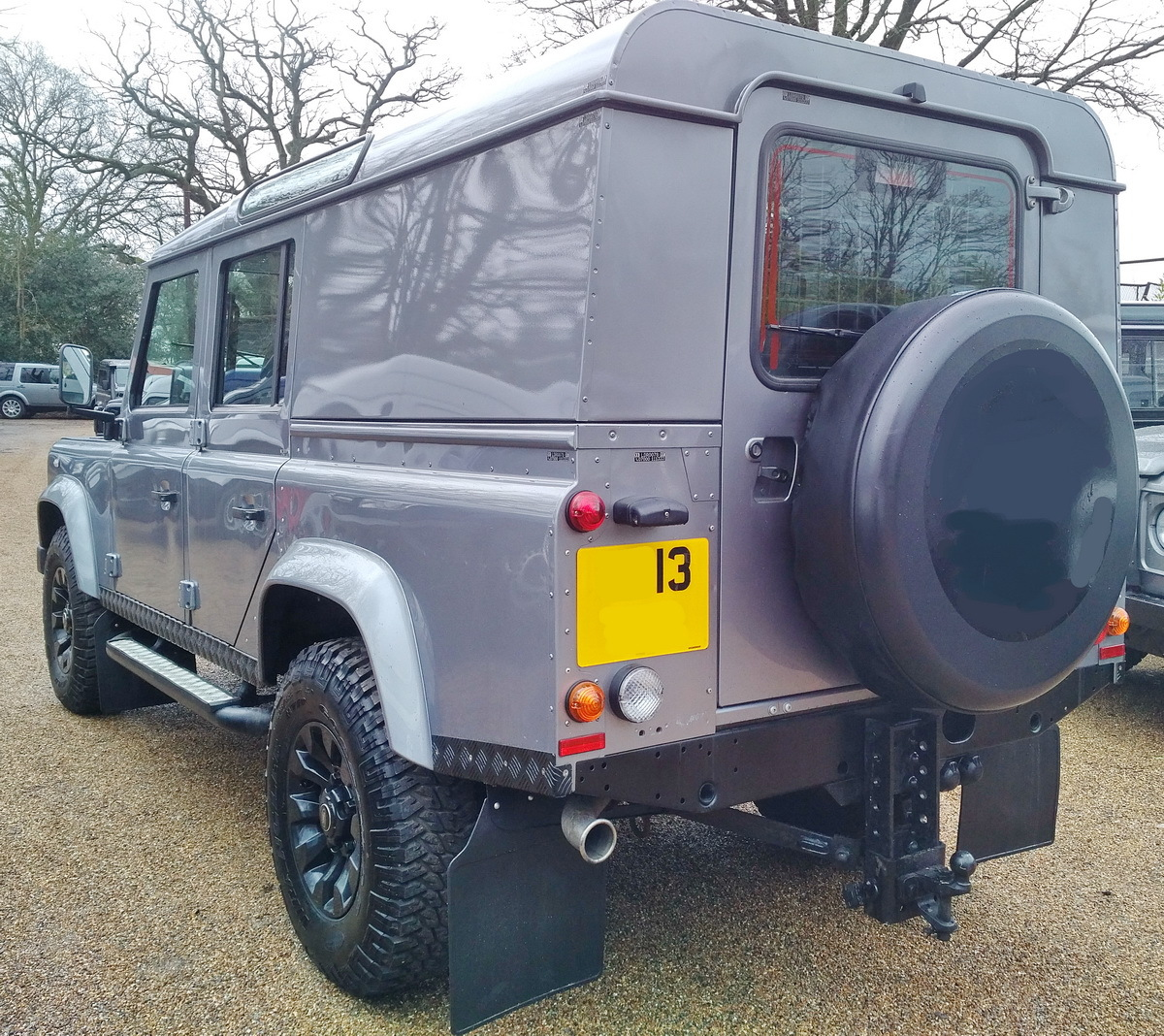 Defender2 Net View Topic An Anoraks Utility Station Wagon