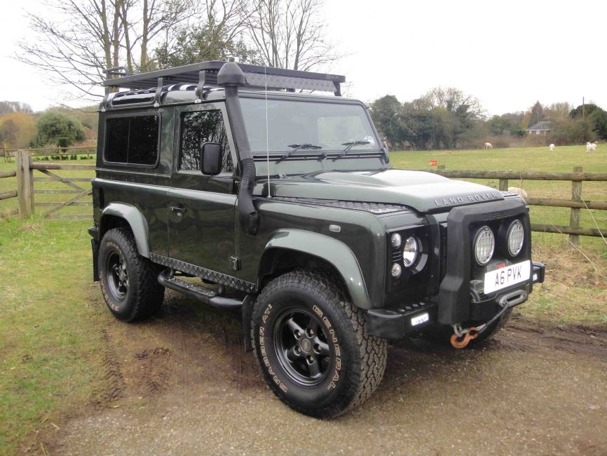 Defender2 Net View Topic Sold For Sale Defender 90