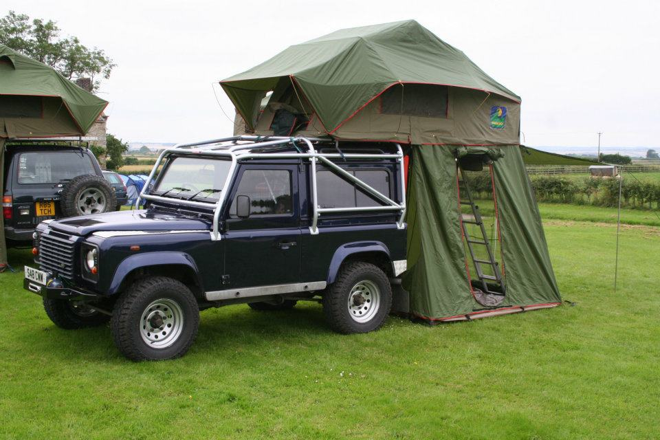 Defender2 Net View Topic Which Roof Tent