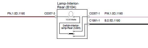 defender2 net view topic adding additional interior lights rh defender2 net Photography Lighting Diagrams Portrait Lighting Setup Diagram