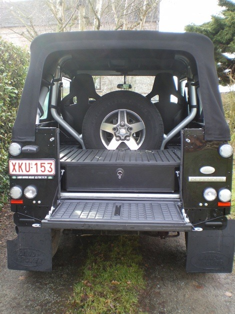 Defender2 net view topic for sale for sale genuine for Interieur defender 90