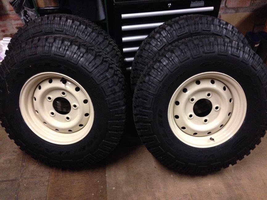 Defender2 Net View Topic Heavy Duty Steel Wheels Wolf