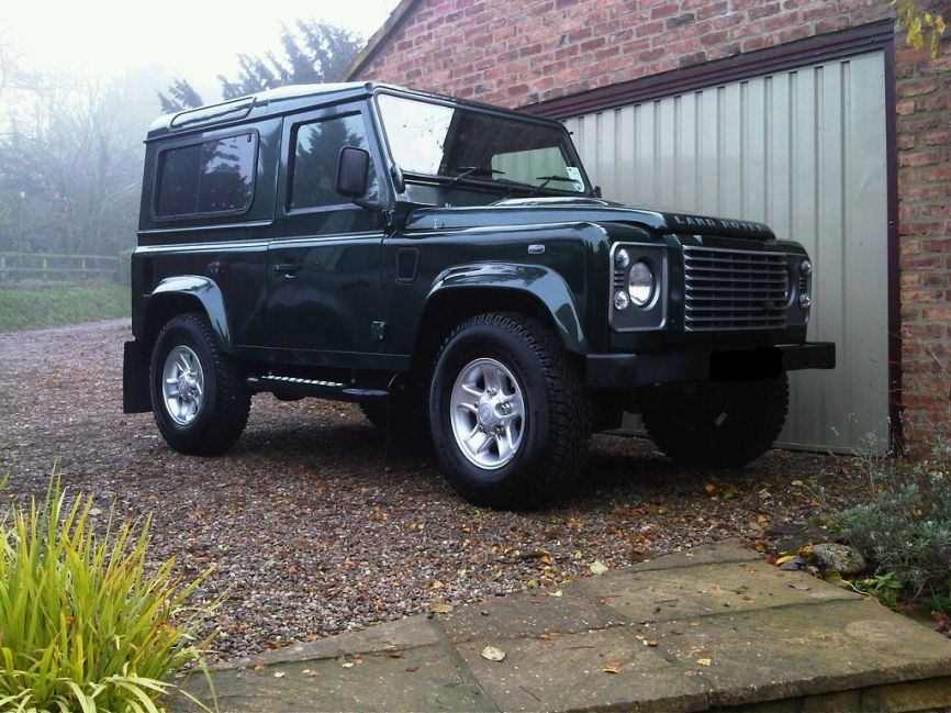 Defender2 Net Gallery 90 Xs 90 Station Wagon Xs Galway Green