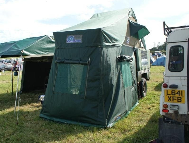 Hannibal Roof Tent For Sale submited images.