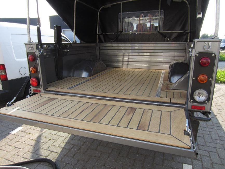 Defender2 Net View Topic Wooden Interior