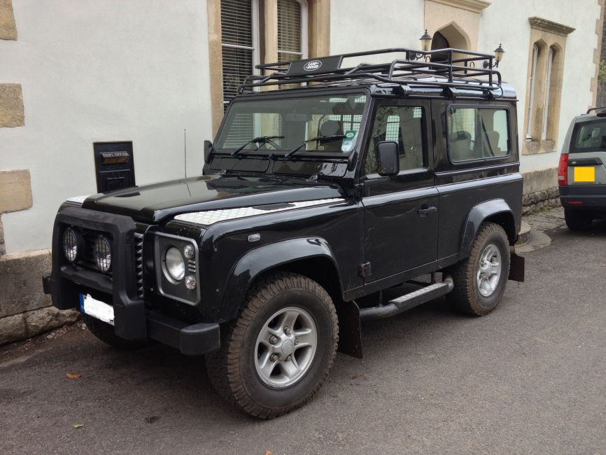 Defender2 Net View Topic Swap Genuine Land Rover