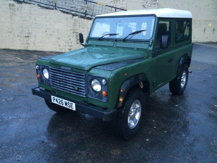 Defender2 Net View Topic For Sale Landrover Defender