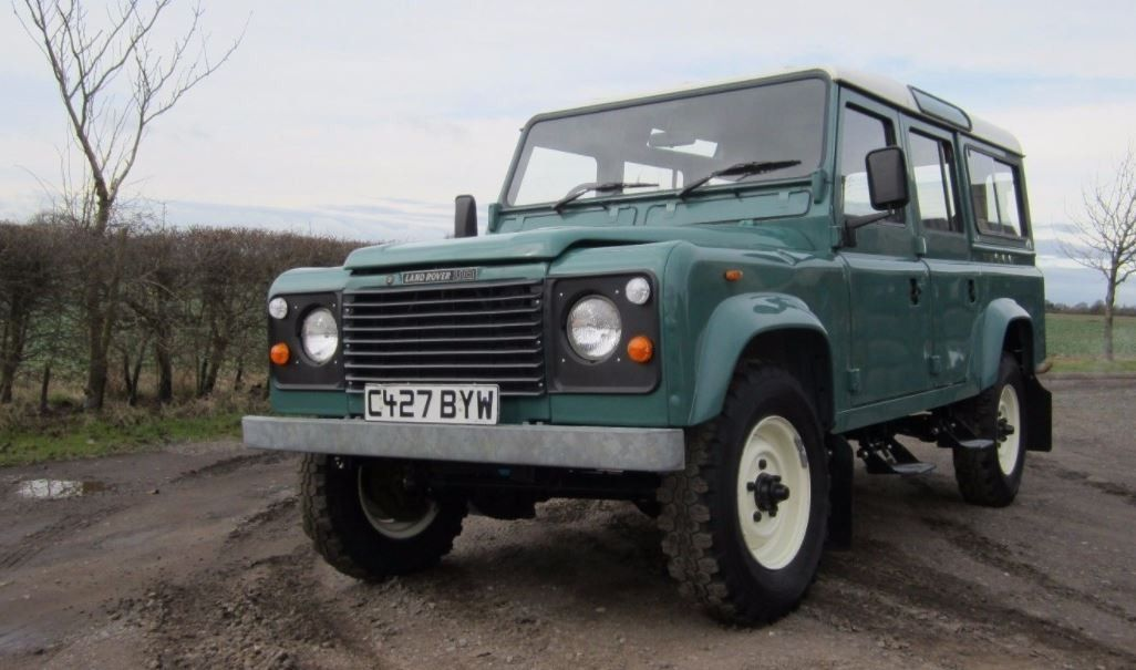 DEFENDER2 NET - View topic - how involved is a 2 25petrol to V8