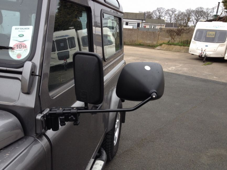 Defender2 Net View Topic Which Towing Mirrors Do You Use