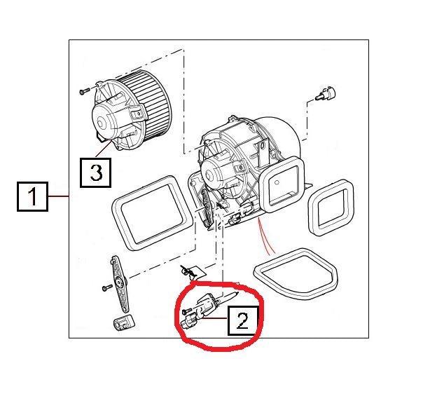 Defender2 net view topic puma heater blower motor not for Heater blower motor not working