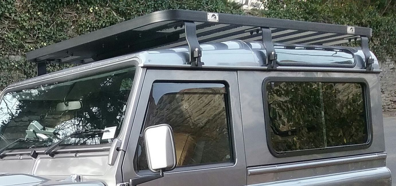 Defender2 Net View Topic Front Runner Or Patriot Roof Rack
