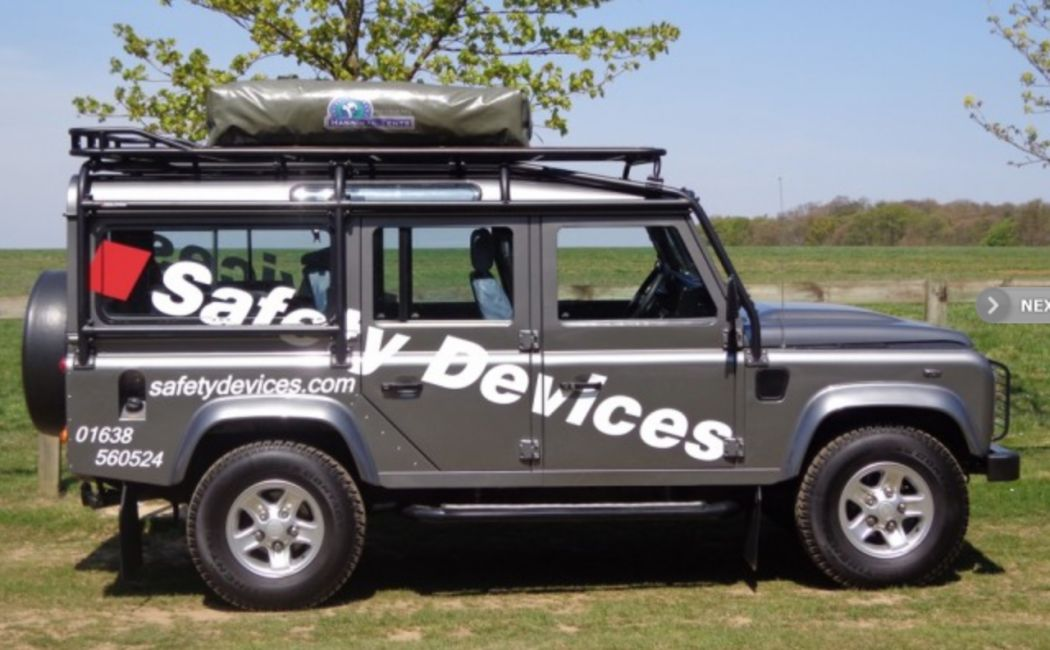Defender2 Net View Topic Frontrunner Rack On Safety Devices Cage Someone Recently